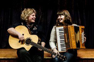Mairearad & Anna