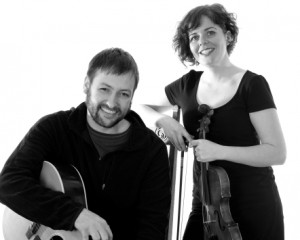 Jenny Keldie and Brian Cromarty