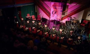 Stromness RBL Pipe Band