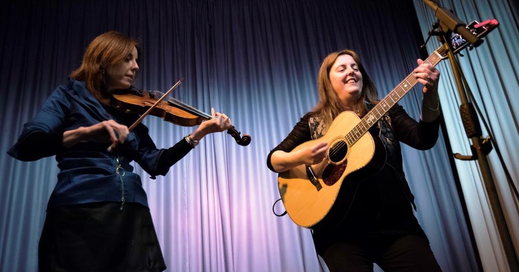 The Wrigley Sisters - Orkney Folk Festival - Orkney Folk